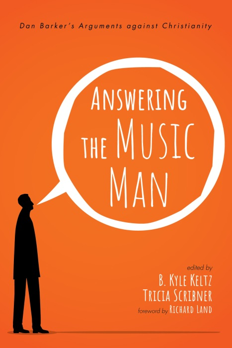 Answering the Music Man Cover